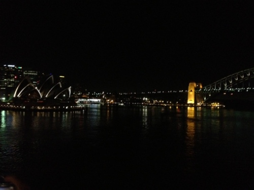 Sydney at Night 3