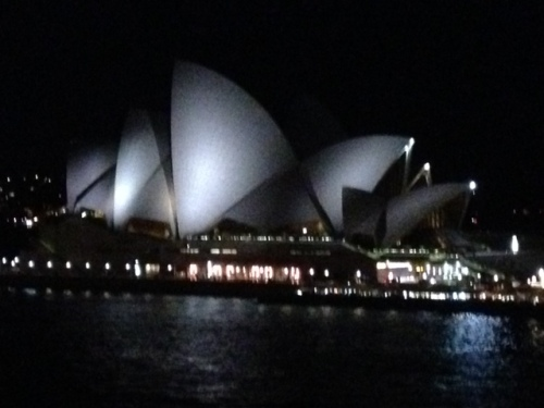 Sydney at Night 4