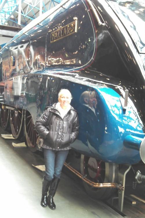 Mallard Train