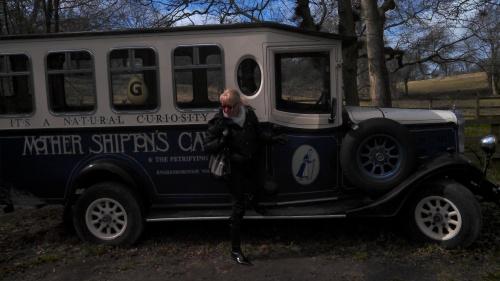 Mother Shipton Cave Tour